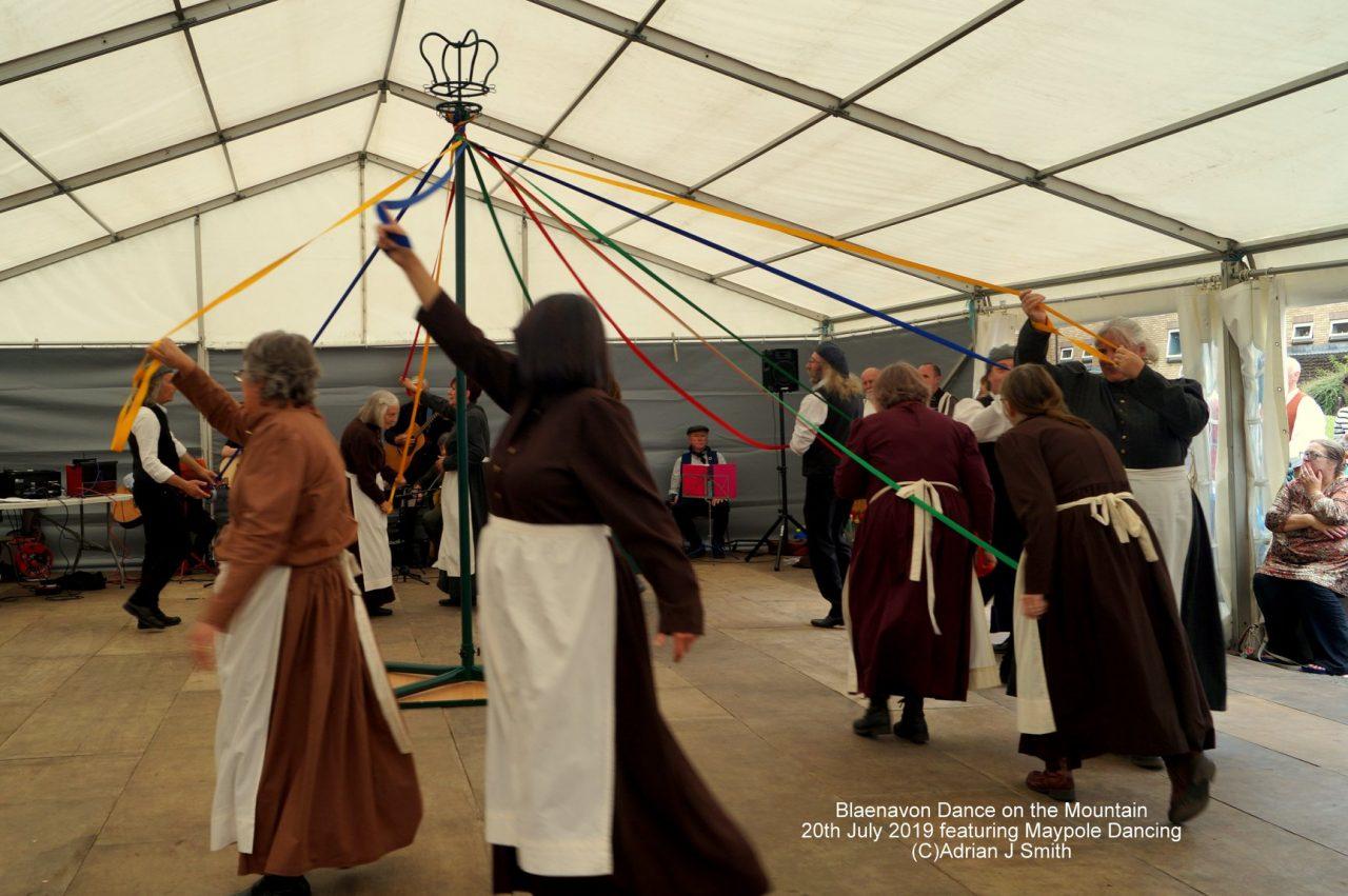 Blaenavon – World Heritage Day Parade and Dawns ar y Mynydd